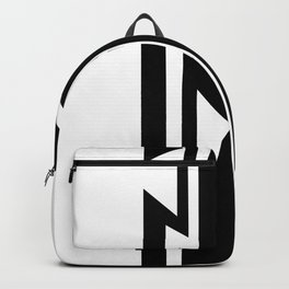 Triangles in Lines Backpack