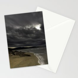 Slithers of light Stationery Cards