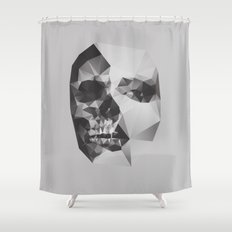 Life & Death. Shower Curtain