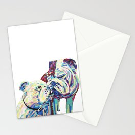 Bulldogs Stationery Cards