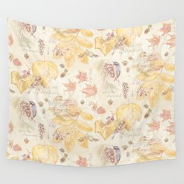 Autumn Woodland Wall Tapestry