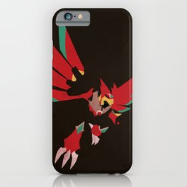 Falzar Beast Out iPhone Case