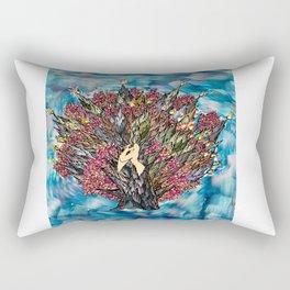 Sound of Autumn Rectangular Pillow