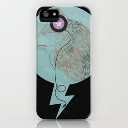 Woolfymusic iPhone Case