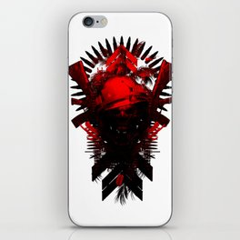 King of The Hill 3 iPhone Skin