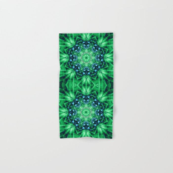 Patterns in a Kaleidoscope Hand & Bath Towel