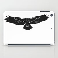 hawk iPad Cases featuring Hawk by Mrgdtrps