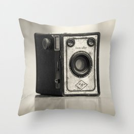 Film life Throw Pillow