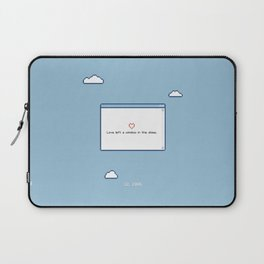 Window in the Skies Laptop Sleeve