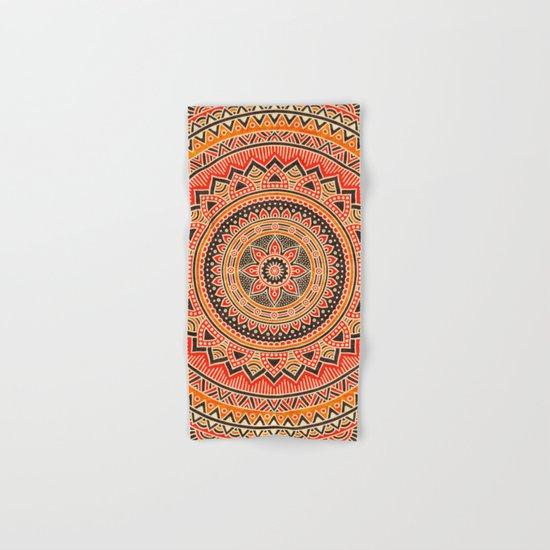 Hippie Mandala 12 Hand & Bath Towel
