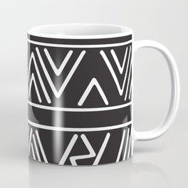 African Tribal Pattern No. 97 Coffee Mug