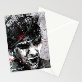 Spiral Combustion Stationery Cards
