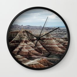 Hell, with the Fires Out Wall Clock