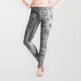 Enjoy the Silence Leggings