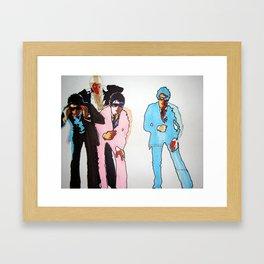 Yaroslavs Framed Art Print