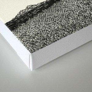 'Leaving' Canvas Print