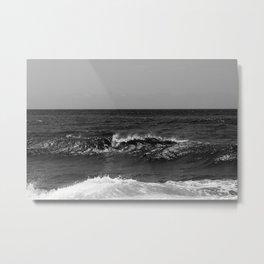 K'Gari Wave Fraser Island, Australia Metal Print