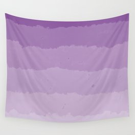 Pansy Cloud Layers Wall Tapestry
