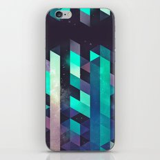 cryxxstyllz iPhone & iPod Skin