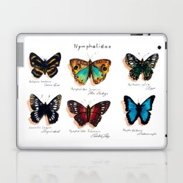 Nymphalidae butterflies Laptop & iPad Skin