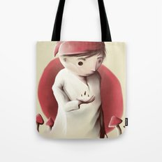 Jimmy and the sleeping pills nigthmare Tote Bag
