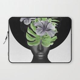 Tropical Girl Laptop Sleeve