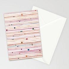September Pattern Stationery Cards