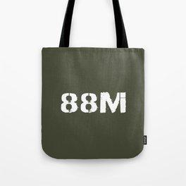 88M Motor Transport Operator Tote Bag