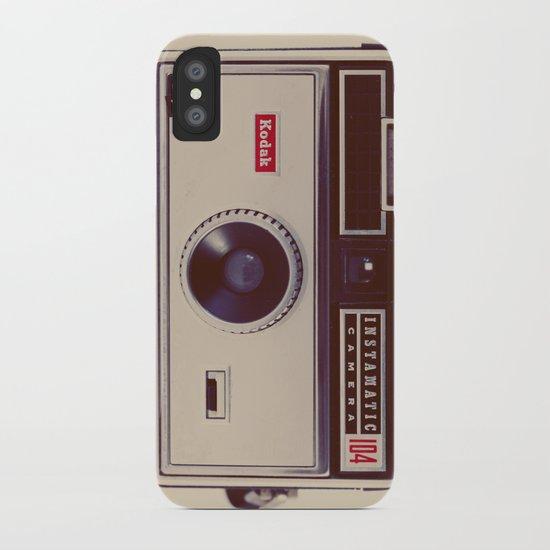 Instamatic iPhone Case