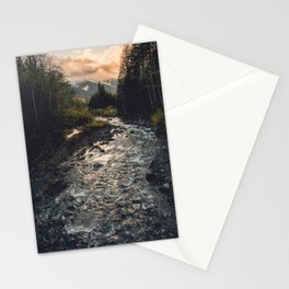 The Sandy River II Stationery Cards