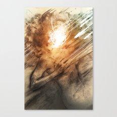 Panspermia 4 Canvas Print
