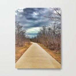 Arbor Hills Metal Print