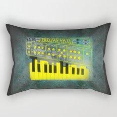 Futuretro Space Rectangular Pillow