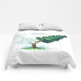 Trees Done With Life 3 Comforters