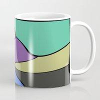 trip Mugs featuring Trip by Cs025