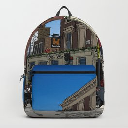 London Blue Sky Backpack