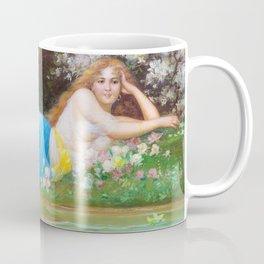 Lie - Hans Zatzka Coffee Mug