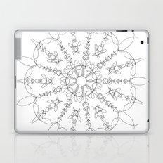 the flower we made Laptop & iPad Skin