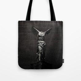 Nike von Samothrake Tote Bag