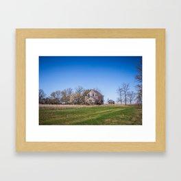 Adam Hoffman Homestead 10 Framed Art Print