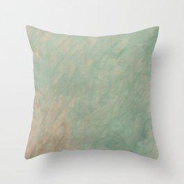 Morisot Brushmarks Throw Pillow