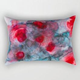 Ink 10 Rectangular Pillow