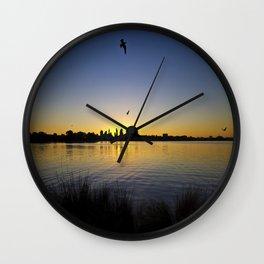 Take me to the river Wall Clock