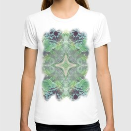 Abstract Texture T-shirt