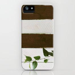Live Through iPhone Case