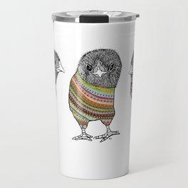 Baby chicken knit Travel Mug