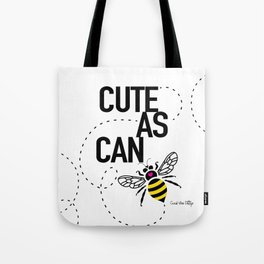 Cute As Can Be Tote Bag