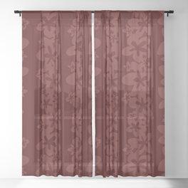 Semeru Sheer Curtain