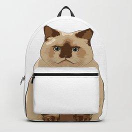 Fluffy CAT Backpack