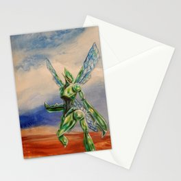 Shiny Scizor Stationery Cards